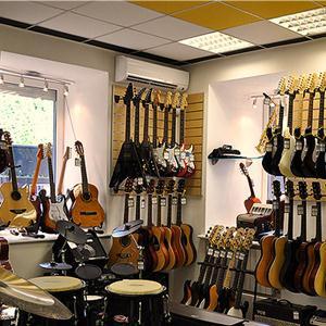Музыкальные магазины Заводского