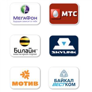 Операторы сотовой связи Заводского