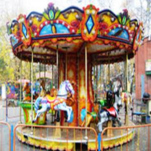 Парки культуры и отдыха Заводского