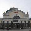 Железнодорожные вокзалы в Заводском