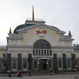 Железнодорожные вокзалы Заводского